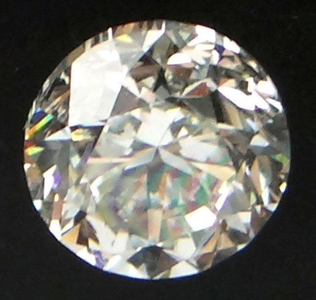 54 - GIA Certified 1.0 Carat Round Brilliant Cut Diamond, G Color, SI1 Clarity Unmounted Diamond
